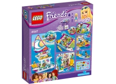 Croaziera insorita pe Catamaran (41317) - LEGO Friends
