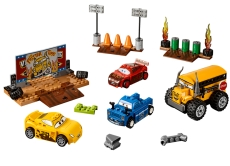 Cursa nebuneasca de la Thunder Hollow  (10744) - LEGO Juniors