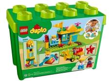 Cutie mare de caramizi pentru terenul de joaca (10864) - LEGO DUPLO