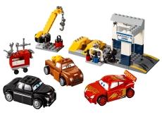 Garajul lui Fumuriu (10743) - LEGO Juniors