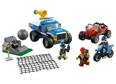 Goana pe teren accidentat (60172) - LEGO City