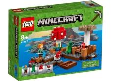 Insula Ciupercilor (21129) - LEGO Minecraft