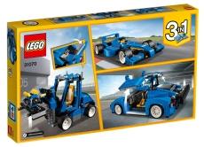 Masina pentru curse de raliu turbo  (31070) - LEGO Creator