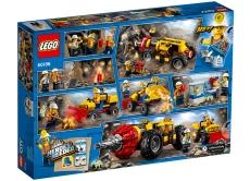 Mining Foreza de minerit de mare putere (60186) - LEGO City