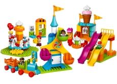 Parc mare de distractii  (10840) - LEGO DUPLO