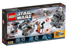 Ski Speeder contra Walker al Ordinului Intai Microfighters (75195) - LEGO Star Wars