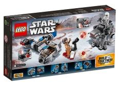 Ski Speeder contra Walker al Ordinului Intai Microfighters (75195) - LEGO Star Wars