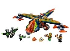 X-Arcul lui Aaron (72005) - LEGO Nexo Knights