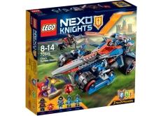 Lama Tunet a lui Clay (70315) - LEGO Nexo Knights