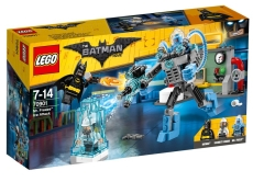 Mr. Freeze şi Atacul Îngheţat (70901) - LEGO Batman Movie