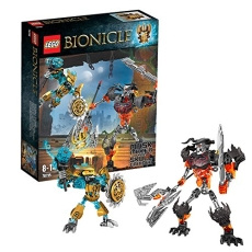 Mask Maker vs. Skull Grinder (70795) - LEGO Bionicle