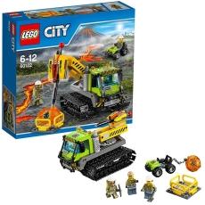 Tractor cu Şenile Vulcan (60122) - LEGO City