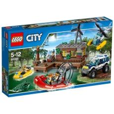 Ascunzişul Infractorilor (60068) - LEGO City