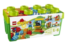 All in One Box of Fun (10572) - LEGO DUPLO