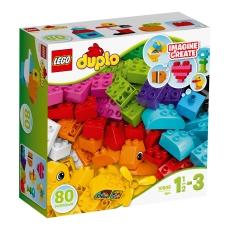 Primele mele cărămizi - LEGO DUPLO (10848)
