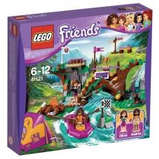 Tabăra de aventuri Rafting (41121) LEGO-Friends