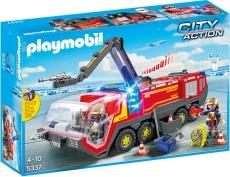 Maşina de pompieri a aeroportului - PLAYMOBIL City-Airport - 5337
