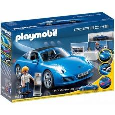 Masina Porsche 911 Targa - PLAYMOBIL Porsche - 5991