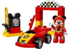 Masina de curse a lui Mickey - LEGO DUPLO  (10843)