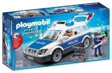 Maşina de Poliţie cu Lumini şi Sunete - PLAYMOBIL City - 6920