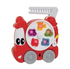 Maşinuţa Pompieri Bebe Interactivă