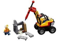 Mining Ciocan pneumatic pentru minerit (60185) - LEGO City