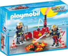 Operaţiunea pompierilor - PLAYMOBIL City-Action - PM5397