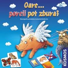 Oare Porcii Pot Zbura?