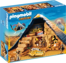 Piramida Faraonului - PLAYMOBIL Romans and Egyptians - 5386