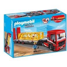 Platformă cu remorcă - PLAYMOBIL City Action - 5467