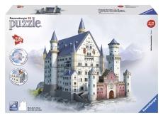 Puzzle 3D, Castelul Neuschwanstein, 216 piese