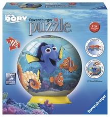 Puzzle 3D, În căutarea lui Dory, 108 piese