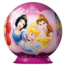Puzzle 3D, Prinţesele Disney, 108 piese