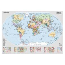 Puzzle Harta Politică a lumii, 1000 piese