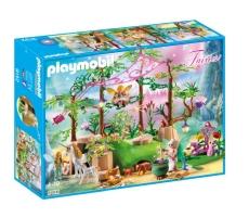 Pădurea magică cu zâne - PLAYMOBIL Fairies - 9132