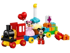 Parada de ziua lui Mickey si Minnie LEGO DUPLO (10597)