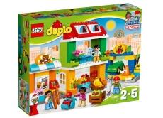 Piaţa mare a oraşului LEGO DUPLO (10836)