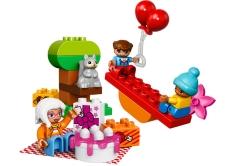 Picnicul aniversar - LEGO DUPLO (10832)