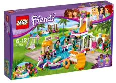 Piscina de vara din Heartlake (41313) - LEGO Friends