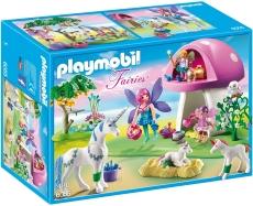 Zânele şi Căsuţa Ciupercuţă - PLAYMOBIL Fairies - 6055