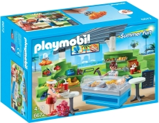 Cafenea - PLAYMOBIL Summer Fun - 6672