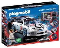 Porsche 911 GT3 - PLAYMOBIL City Action - PM9225