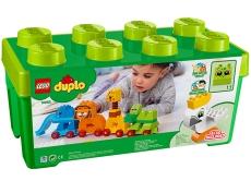Prima mea cutie de cărămizi cu animale - LEGO DUPLO (10863)