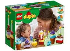 Prima mea festivitate - LEGO DUPLO (10862)