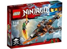 Rechinul cerului (70601) - LEGO Ninjago