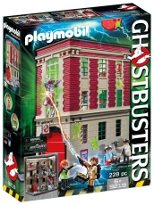 Sediul central Ghostbusters - PLAYMOBIL Ghostbusters - 9219