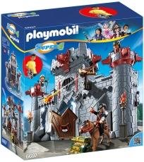 Set mobil Castelul Baronului Negru - PLAYMOBIL Knights - 6697
