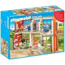 Spital de copii echipat - PLAYMOBIL Kid Clinic - 6657