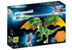 SUPER 4 - DRAGON - PLAYMOBIL Super 4 II - PM9001