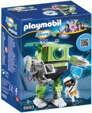 Robot - PLAYMOBIL Super 4 - 6693